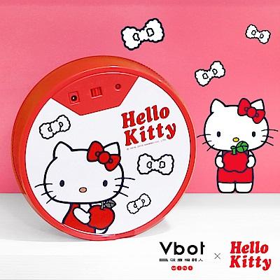 Vbot x Hello Kitty 二代限量 鋰電池智慧掃地機器人(極淨濾網型)(白)