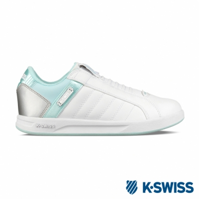 K-SWISS Lundahl Slip-On S CMF運動鞋-女-粉綠