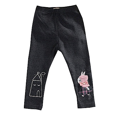 女童修身內搭長褲 k60734 魔法Baby