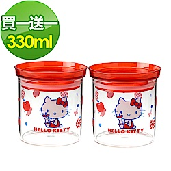 Hello Kitty儲物罐 330ml
