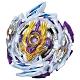 戰鬥陀螺 BURST#168 狂暴神槍_不含發射器  超王系列 BEYBLADE TAKARA TOMY product thumbnail 1