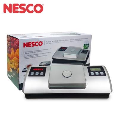 NESCO 數位電秤 真空包裝機 VSS-01