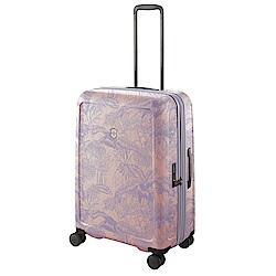 VICTORINOX 瑞士維氏CONNEX 可擴充26吋硬殼行李箱-印花