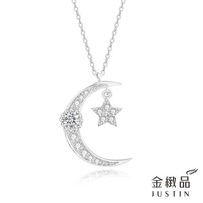 金緻品 星月童話 925純銀項鍊