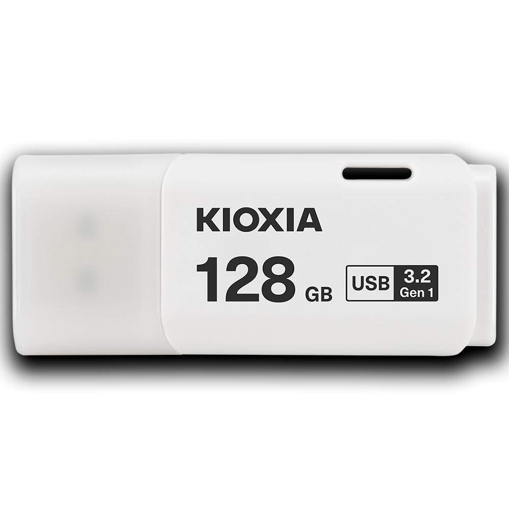 KIOXIA U301 Hayabusa USB3.2 Gen1 128GB  隨身碟(白色)