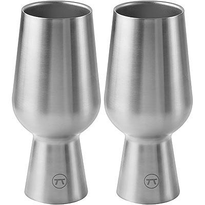 《FOXRUN》Outset雙層IPA啤酒杯2入(530ml)