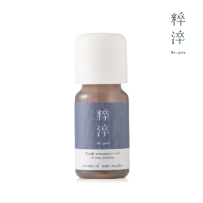 粹淬Re:pure 芳療香氛純複方精油-醒/眉心輪10ml
