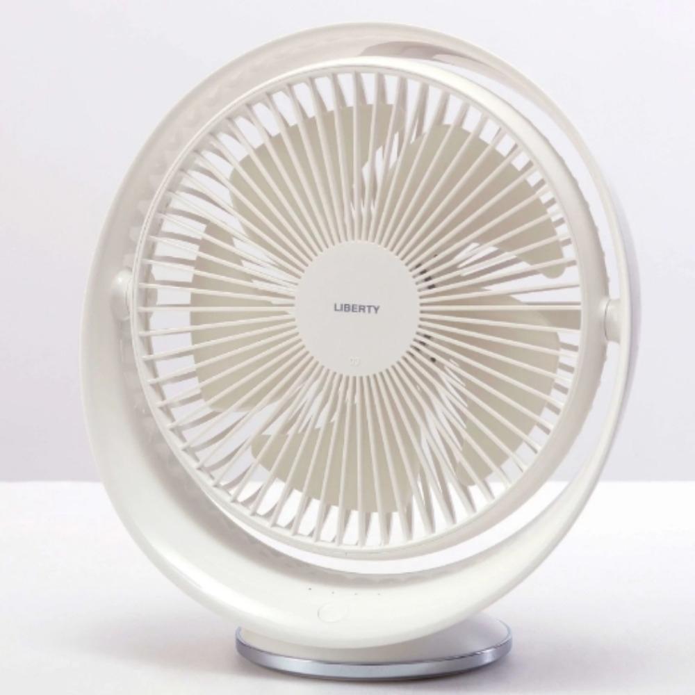 《利百代》LY-3101FA USB 8吋秋葉風扇