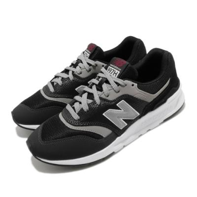 New Balance 休閒鞋 997 D 復古 低筒 男鞋 紐巴倫 潮流 穿搭 反光 舒適 黑 白 CM997HFND