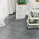 樂嫚妮 塑膠PVC仿水泥砂岩石紋DIY地板9片一坪