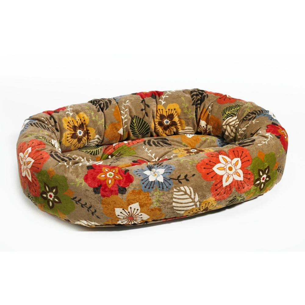 BOWSERS甜甜圈極適寵物床-清新花園S