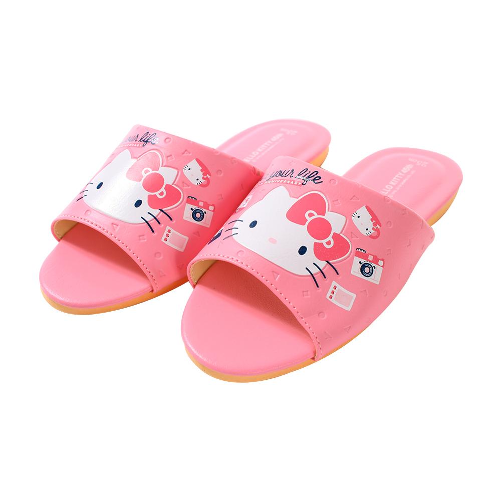 Hello kitty室內拖鞋 sk0826 魔法Baby
