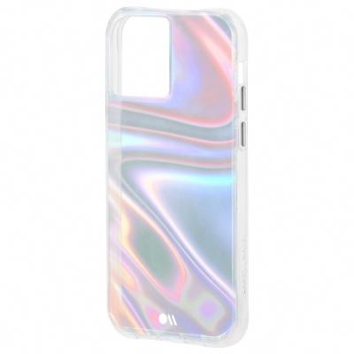 美國 Case-Mate iPhone 12 mini Soap Bubble 幻彩泡泡防摔抗菌手機保護殼