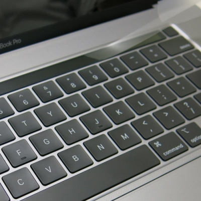 EZstick MacBook Pro 16 A2141 TOUCH Bar 抗刮保護貼