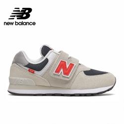 【New Balance】童鞋_中性_淺灰_PV574SJ2-W楦