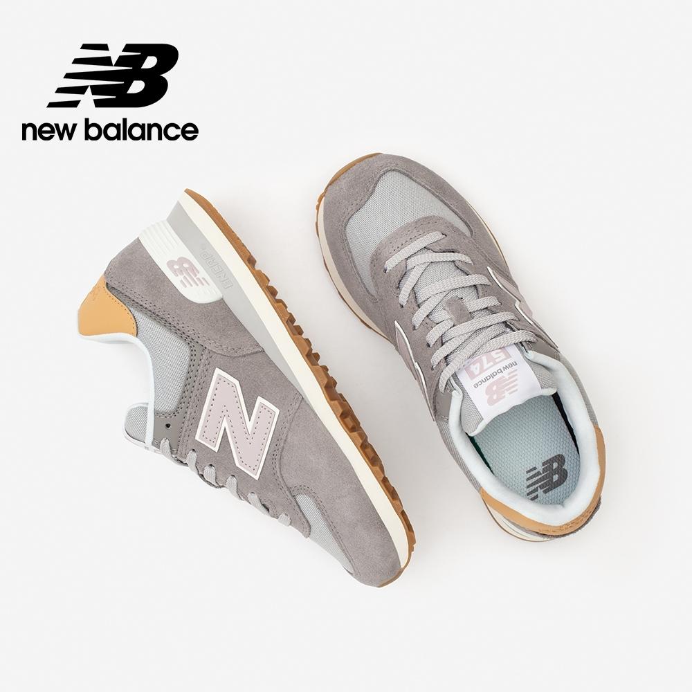 【New Balance】復古運動鞋_女性_灰色_WL574NA2-B楦
