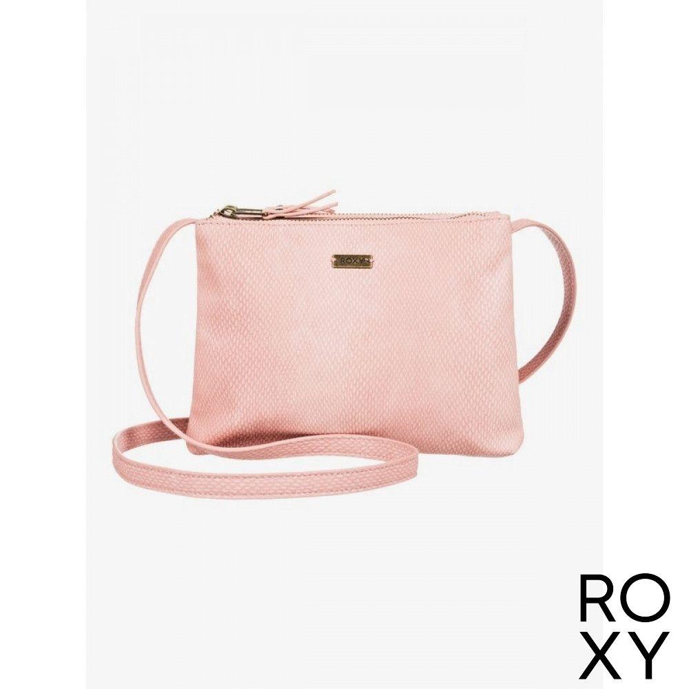 【ROXY】PINK SKIES 肩背包 珊瑚紅