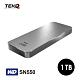 TEKQ CUBE WD SN550 1T Thunderbolt 3 M.2 外接式 SSD 行動硬碟 product thumbnail 1