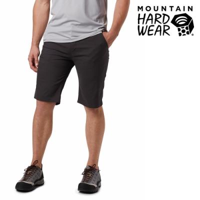 【美國 Mountain Hardwear】Hardwear AP Short 多口袋彈性短褲 男款 寂謐黑 #1661001