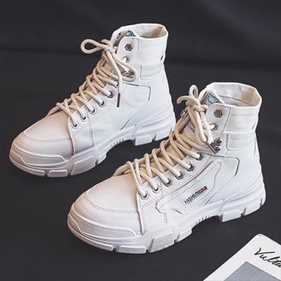 韓國KW美鞋館-造型短靴運動休閒鞋(共2色)
