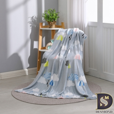 岱思夢 親膚法蘭絨 空調毯 冷氣毯 交換禮物 聖誕禮物 四季毯 安布雷拉