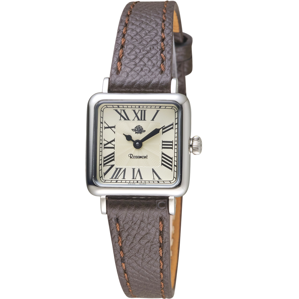 玫瑰錶Rosemont NS懷舊系列時尚腕錶(TNs013-SWR-GDB)