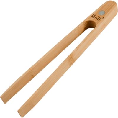 《IBILI》磁吸竹木餐夾(22cm)
