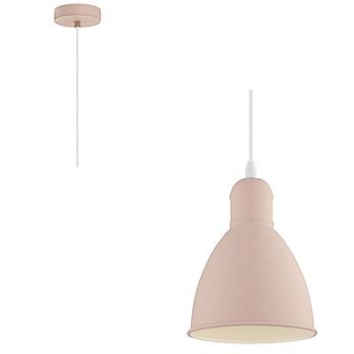EGLO歐風燈飾 歐風米白色造型吊燈(不含燈泡)