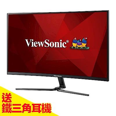 ViewSonic VX2758-PC-MH 27型曲面電競螢幕