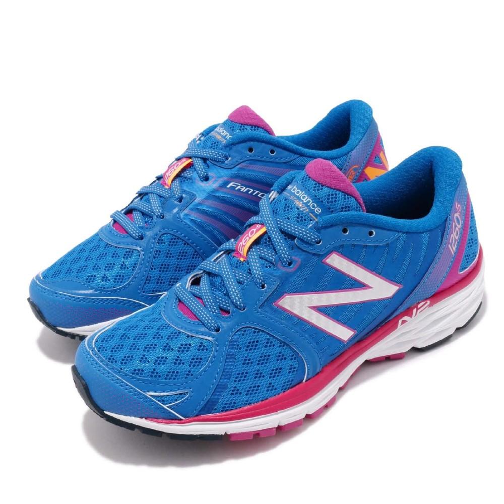 New Balance 慢跑鞋 W1260BP5D 寬楦 女鞋