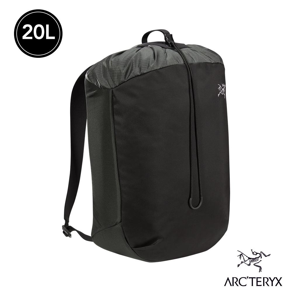 Arcteryx 始祖鳥 24系列 Arro 20L 多功能背包 碳黑