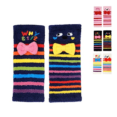 WHY AND 1/2 條紋襪套 多色可選
