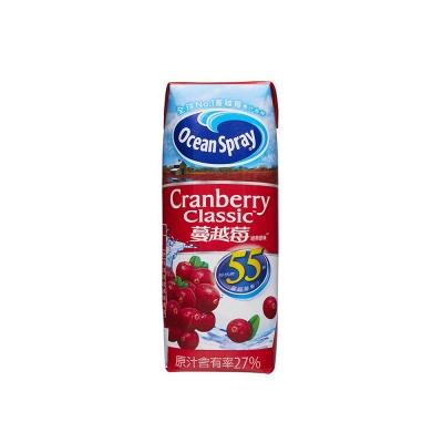 優鮮沛 蔓越莓綜合果汁-經典原味(250mlx18入)