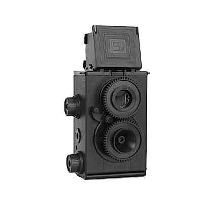 【LOTUS】復古型 DIY 雙眼組合相機 使用35mm底片