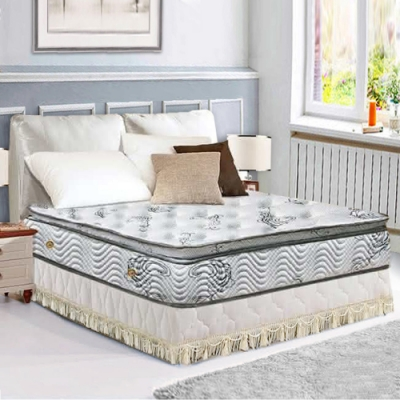布萊迪 Brady  優眠五段式舒眠布正三線乳膠獨立筒床墊-單人加大3.5尺