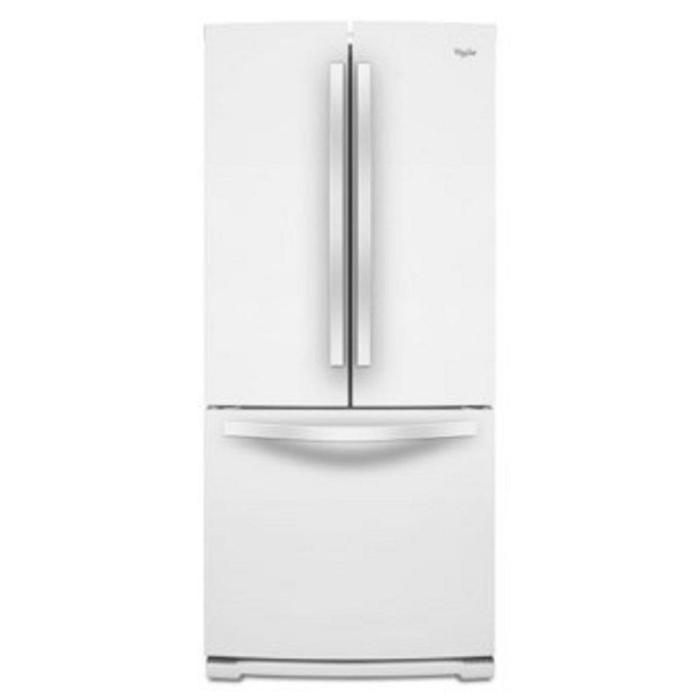 Whirlpool惠而浦 554L 4級定頻3門電冰箱 WRF560SMYW
