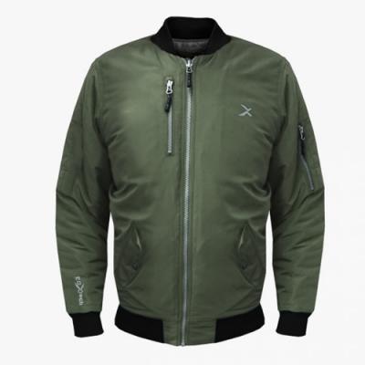 EGXtech 經典飛行保暖夾克BJ-MA1(軍綠)
