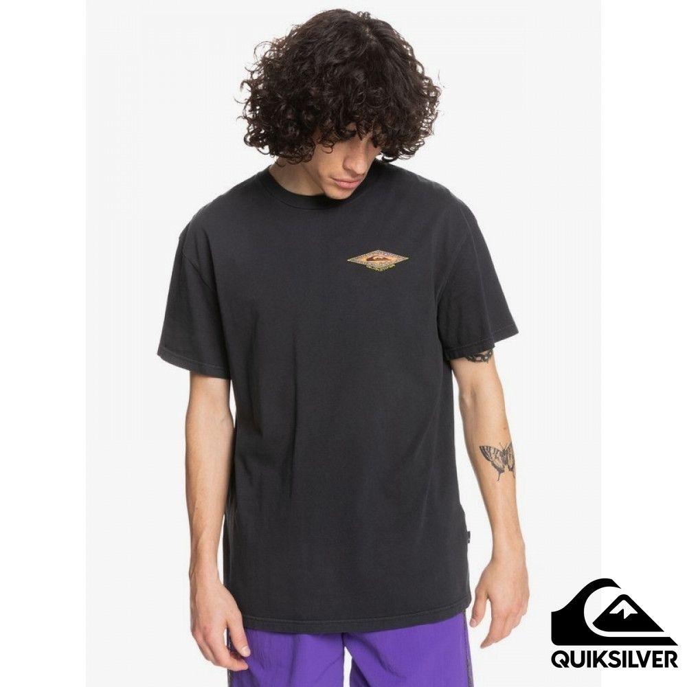 【QUIKSILVER】OG SHADY SS T恤 黑色