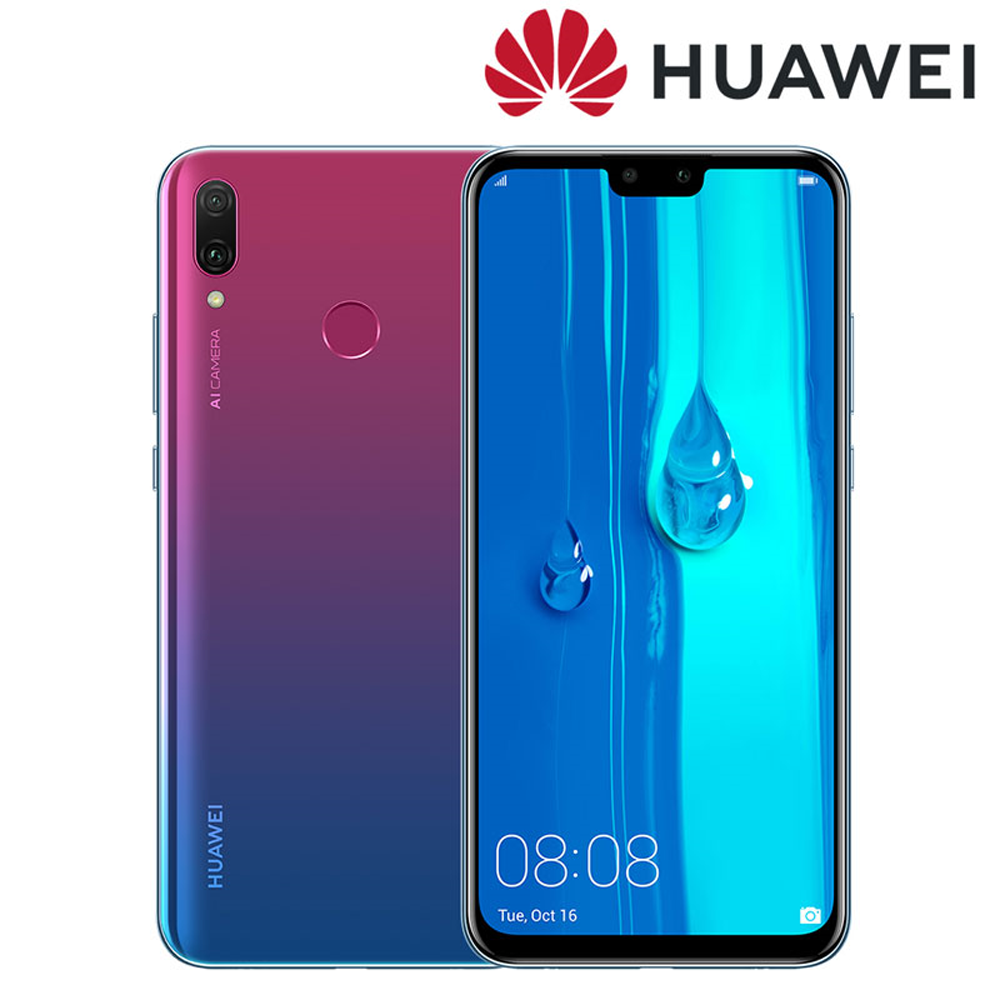 HUAWEI 華為 Y9 2019 (4G/64G) 6.5吋智慧四鏡頭手機