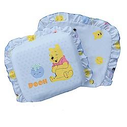 迪士尼 雲朵維尼熊 乳膠塑型枕/護頭枕 (2款可任選)