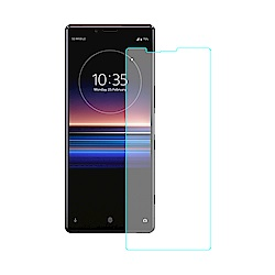 【SHOWHAN】SONY  Xperia 1 9H鋼化玻璃0.3mm疏水疏油抗指紋保護貼