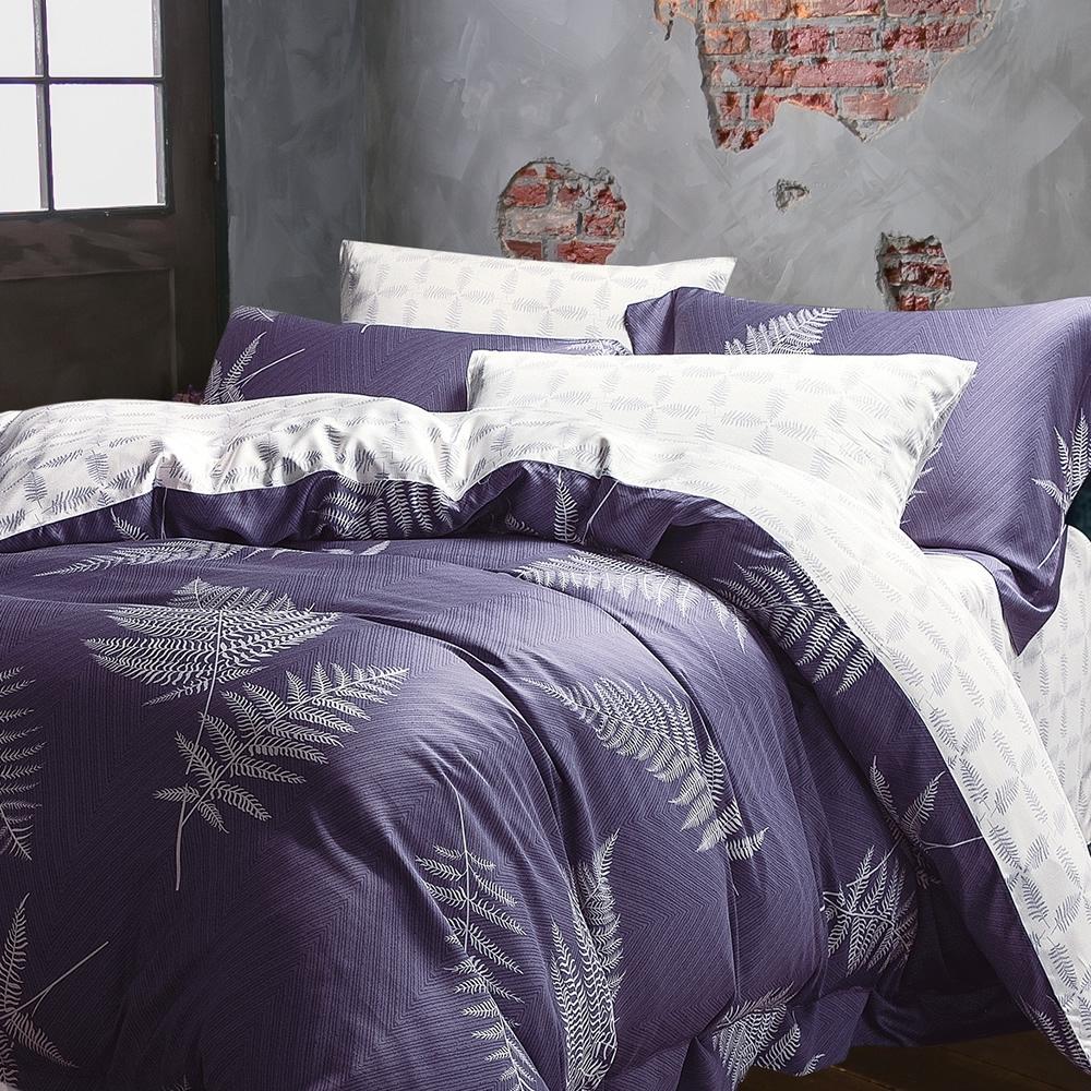 BUHO 300織100%TENCEL純天絲八件式兩用被床罩組-雙人(優雅風韻)