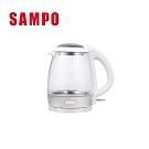 SAMPO 聲寶 - 1.2L玻璃快煮壺 KP-CA12G