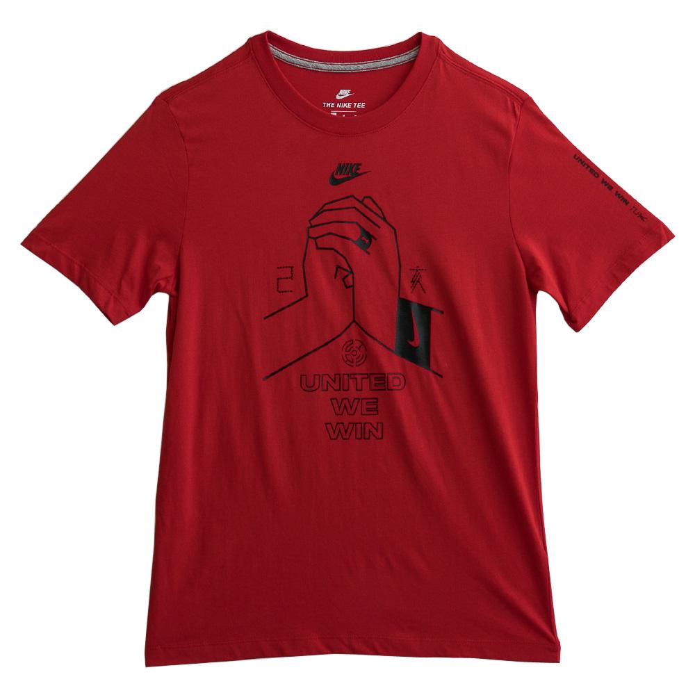 Nike 耐吉 AS CNY NSW-短袖上衣-男 @ Y!購物