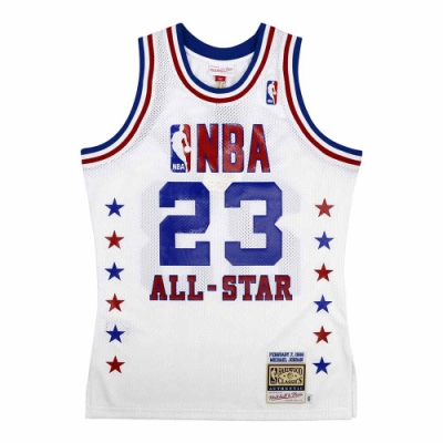 M&N Authentic球員版復古球衣 All-Star Game 1988 #23 Michael Jordan