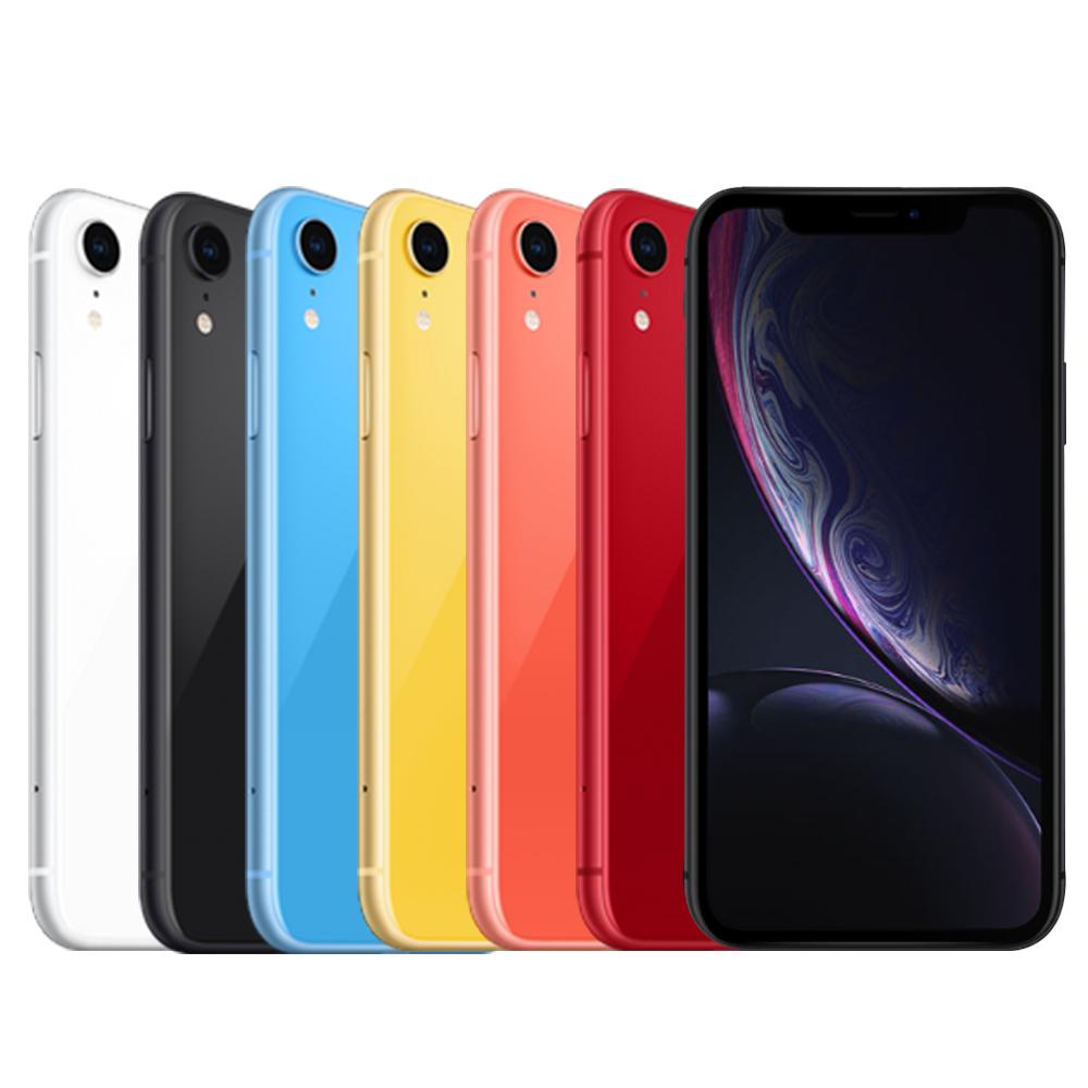 [無卡分期-12期] Apple iPhone XR 64G 6.1吋智慧型手機