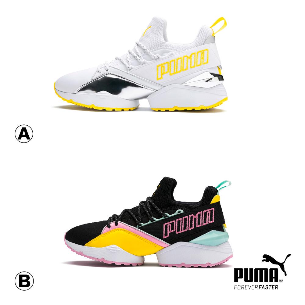 [時時樂限定]PUMA-Muse 女性休閒鞋-共2款
