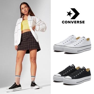 CONVERSE CTAS LIFT 低筒 厚底 休閒鞋 女鞋 二款任選