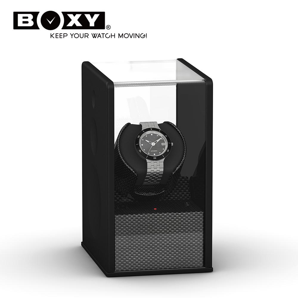 BOXY自動錶機械錶上鍊盒 P系列 01 watch winder 動力儲存盒