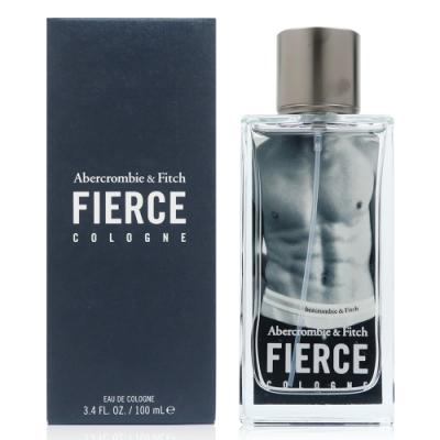 Abercrombie & Fitch FIERCE 肌肉男 男性古龍水 100ml